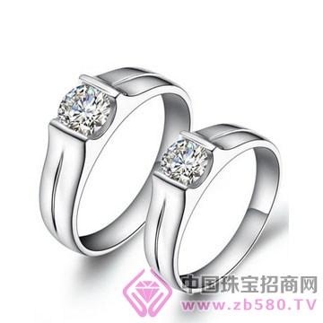 银大福珠宝-银戒指13