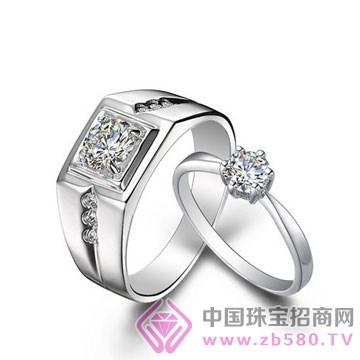 银大福珠宝-银戒指14