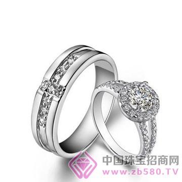 银大福珠宝-银戒指15