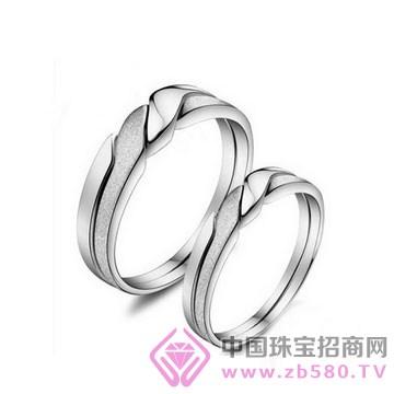爱蒂尔银饰-纯银戒指04