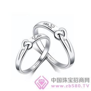 爱蒂尔银饰-纯银戒指08