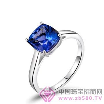 福美瑞珠宝-彩宝戒指01