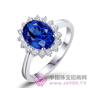 福美瑞珠宝-彩宝戒指04