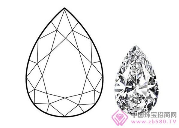 钻石 手绘表现方法