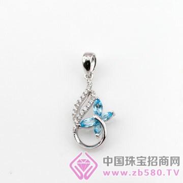 莱斯美珠宝-宝石吊坠15