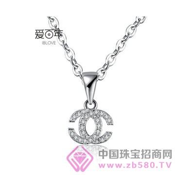 爱百年珠宝-银吊坠18