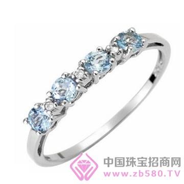 锦家福中国银楼-钻石手镯01