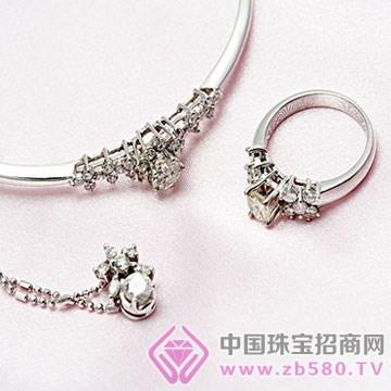 锦家福中国银楼-钻石套链01