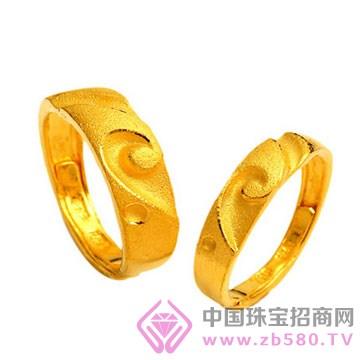 锦家福中国银楼-黄金戒指01