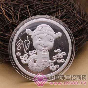 宝元亨珠宝商行-千足银银币01