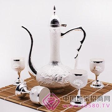 宝元亨珠宝商行-纯银酒具01
