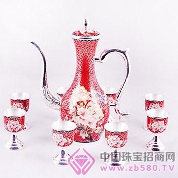 宝元亨珠宝商行-纯银酒具04