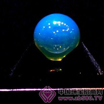 蓝珀世界-蓝珀吊坠11
