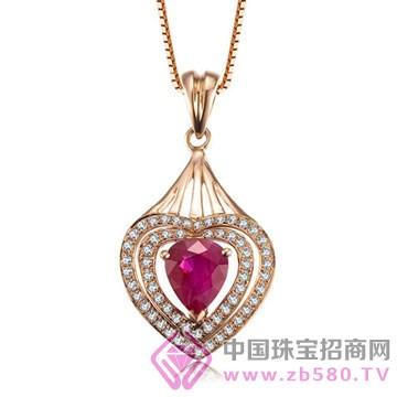 耀世珠宝-宝石吊坠09