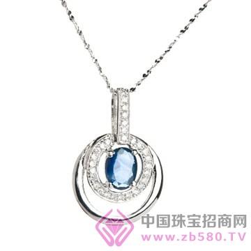 耀世珠宝-宝石吊坠10