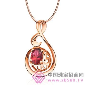 耀世珠宝-宝石吊坠11