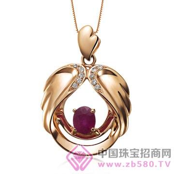 耀世珠宝-宝石吊坠12
