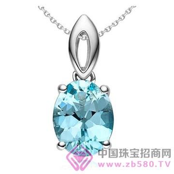耀世珠宝-宝石吊坠13