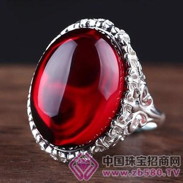 琳珑珊琥戒指2