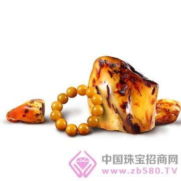 合祥德珠宝-琥珀手串01
