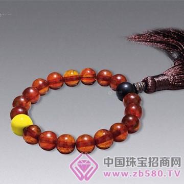 合祥德珠宝-琥珀手串09