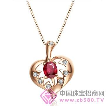 曼珠珠宝-宝石吊坠10