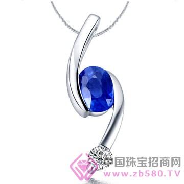 曼珠珠宝-宝石吊坠11
