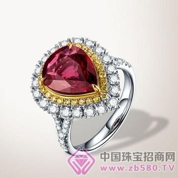 曼珠珠宝-宝石戒指01
