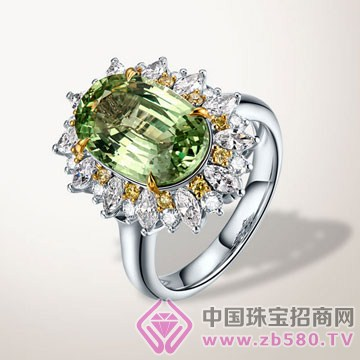 曼珠珠宝-宝石戒指02