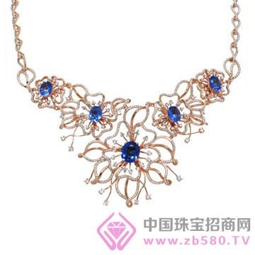 朝廷珠宝-宝石项链01