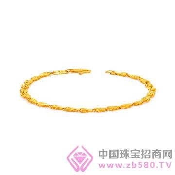 卡艺兰珠宝-黄金手链01
