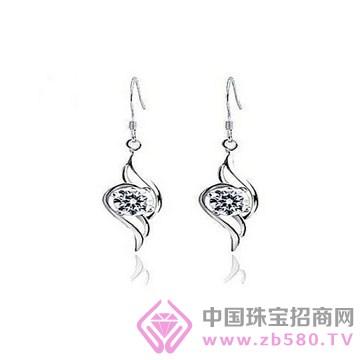 卡艺兰珠宝-纯银耳坠01