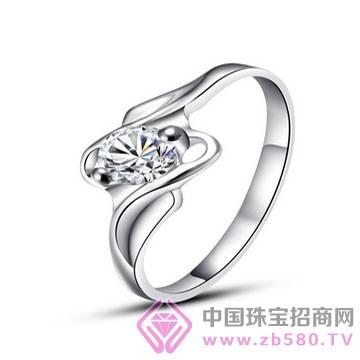 卡艺兰珠宝-纯银戒指01