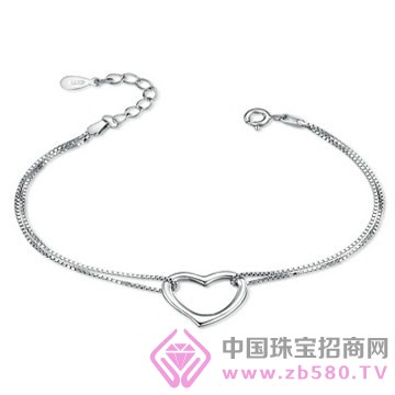 卡艺兰珠宝-纯银手链01