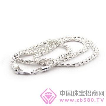 卡艺兰珠宝-纯银项链01