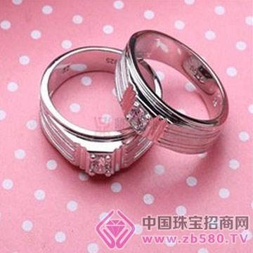 鼎美珠宝-纯银戒指02