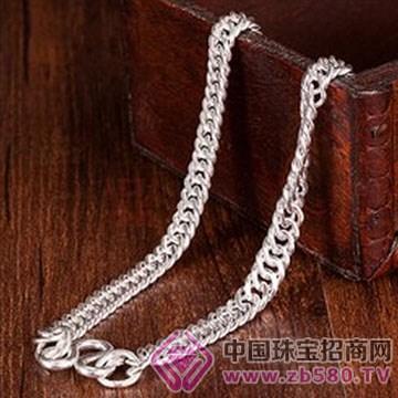 鼎美珠宝-纯银项链01