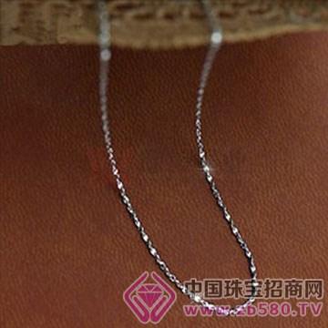 鼎美珠宝-纯银项链02
