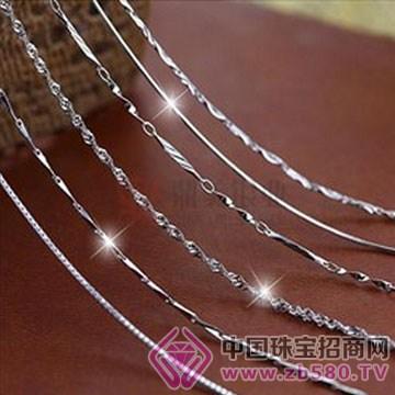 鼎美珠宝-纯银项链04