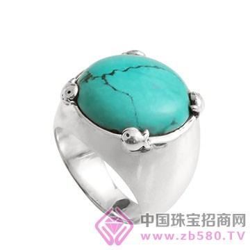 酷丽欧情人鱼Clio Blue-纯银戒指1