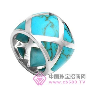 酷丽欧情人鱼Clio Blue-纯银戒指4