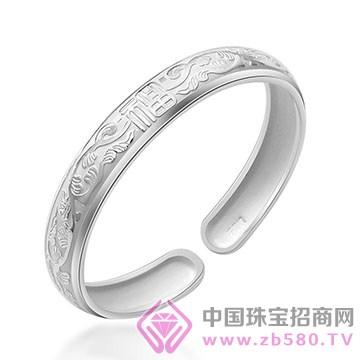 许德福珠宝-纯银手镯01