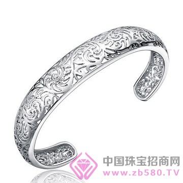 许德福珠宝-纯银手镯05