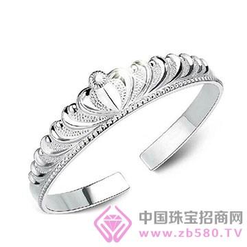 许德福珠宝-纯银手镯06