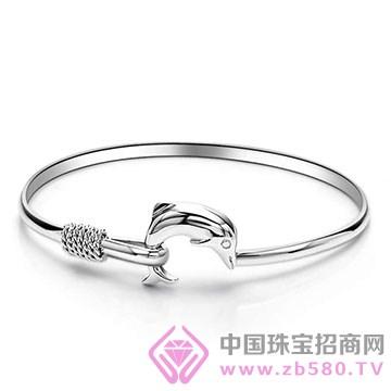 许德福珠宝-纯银手镯11