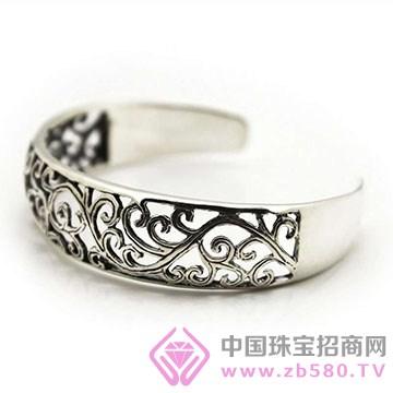 许德福珠宝-纯银手镯12