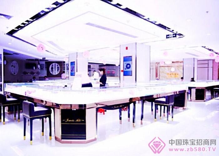 骏宝荟珠宝-加盟店面展示01