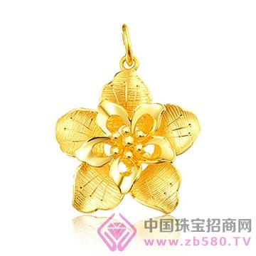 戴福珠宝-黄金吊坠3