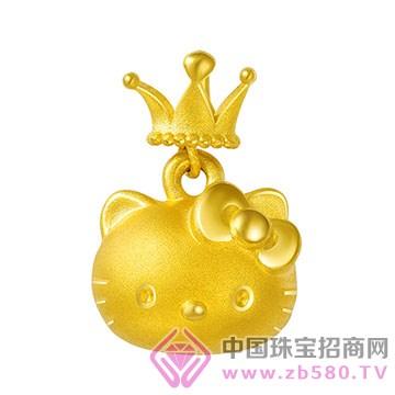戴福珠宝-黄金吊坠4