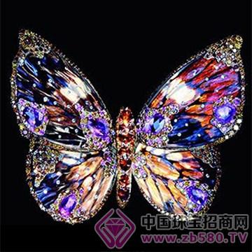 福源龙硕珠宝胸针1